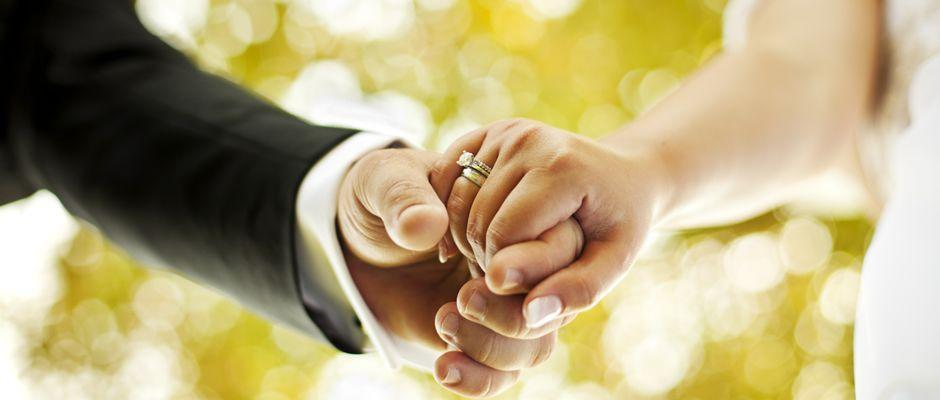 Parabéns ao nosso casamento
