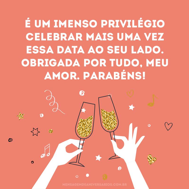 Celebrar ao seu lado